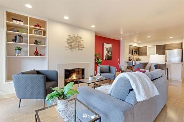 3100 Fairview Avenue E #104, Seattle, WA 98102 (#1712655) :: McAuley Homes