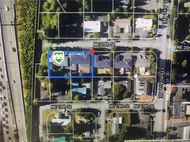 11421 NE 20th Street, Bellevue, WA 98004 (MLS #1712657) :: Community Real Estate Group