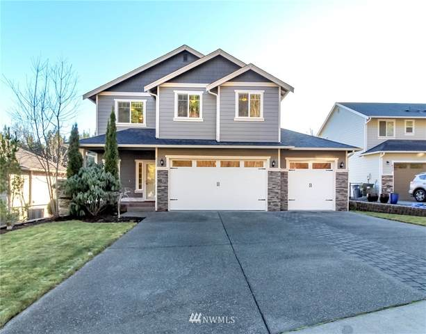 633 Joy Street, Eatonville, WA 98328 (#1712673) :: Mike & Sandi Nelson Real Estate