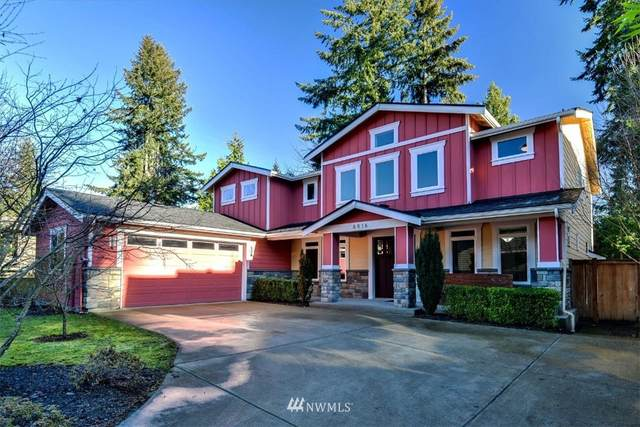 6916 125th Avenue NE, Kirkland, WA 98033 (#1712683) :: Keller Williams Realty