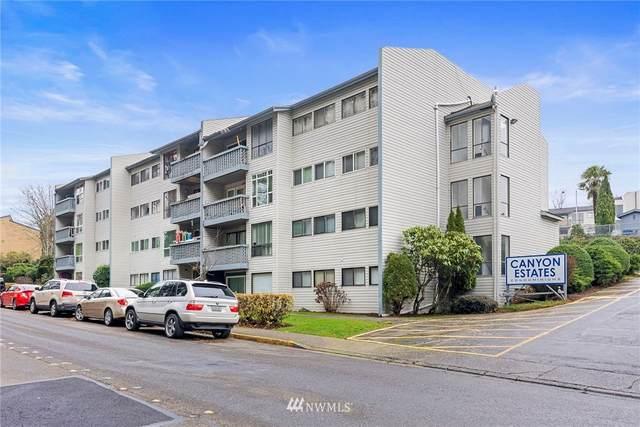 15138 65th Avenue S #119, Tukwila, WA 98188 (#1712798) :: Capstone Ventures Inc