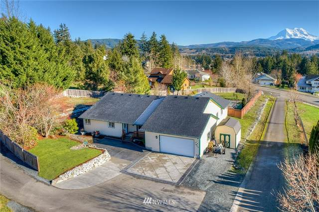 840 Center Street W, Eatonville, WA 98328 (#1712835) :: Mike & Sandi Nelson Real Estate