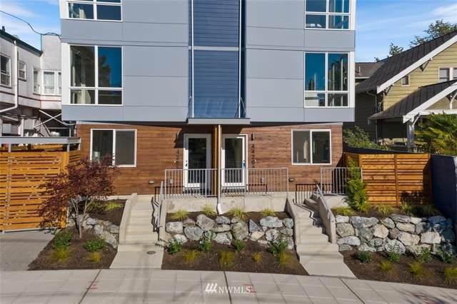 4426 4th Avenue NE, Seattle, WA 98105 (#1712841) :: Mike & Sandi Nelson Real Estate