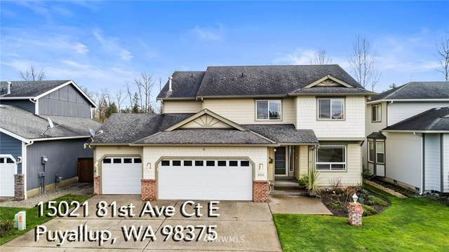 15021 81St Ave Ct E, Puyallup, WA 98375 (#1712901) :: Mike & Sandi Nelson Real Estate