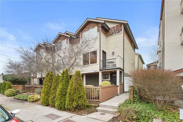 1120 N 92nd Street C, Seattle, WA 98103 (MLS #1712930) :: Community Real Estate Group
