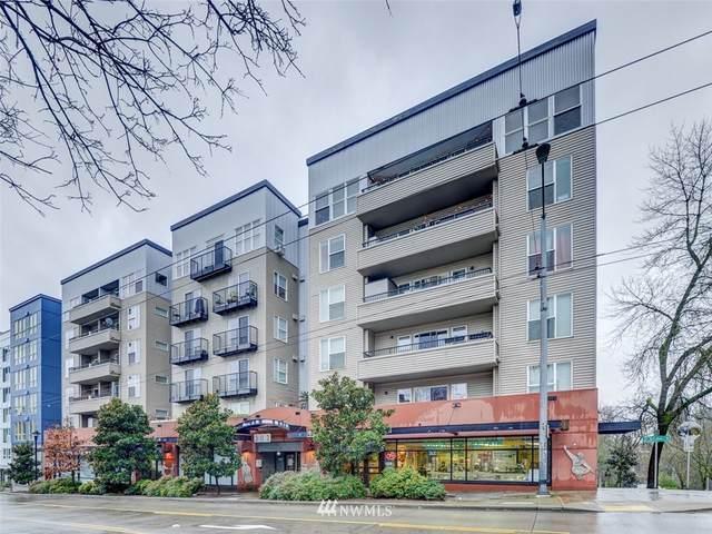 301 23rd Avenue S #212, Seattle, WA 98144 (#1712993) :: McAuley Homes