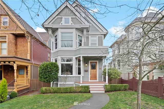 511 N E Street, Tacoma, WA 98403 (#1712994) :: Tribeca NW Real Estate