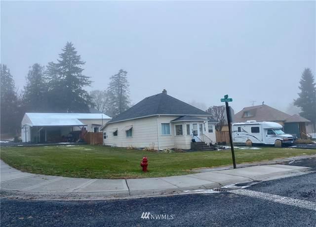 195 SE Railroad, Creston, WA 99117 (#1713056) :: McAuley Homes