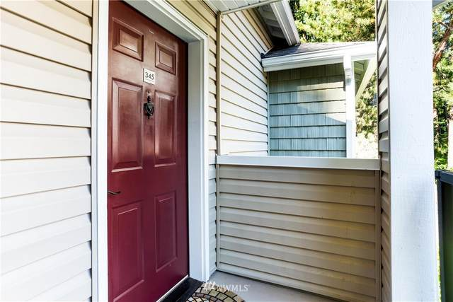5000 Village Park Drive H345, Issaquah, WA 98027 (#1713064) :: Shook Home Group