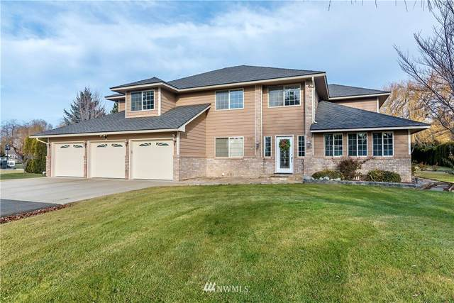 2103 E Quartz Mtn Drive, Ellensburg, WA 98926 (#1713223) :: Mike & Sandi Nelson Real Estate