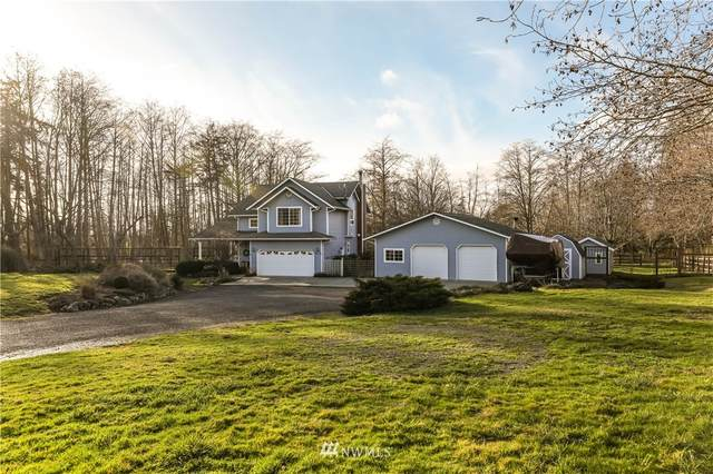 1128 Oakes Road, Coupeville, WA 98239 (MLS #1713230) :: Community Real Estate Group