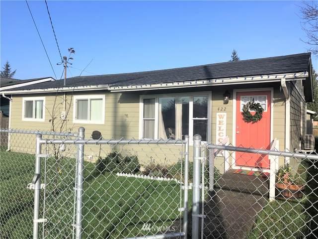 422 E Scott Street, Aberdeen, WA 98520 (MLS #1713249) :: Community Real Estate Group