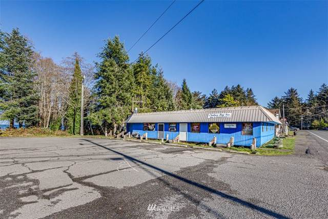 31 Front St, Clallam Bay, WA 98326 (#1713347) :: Engel & Völkers Federal Way