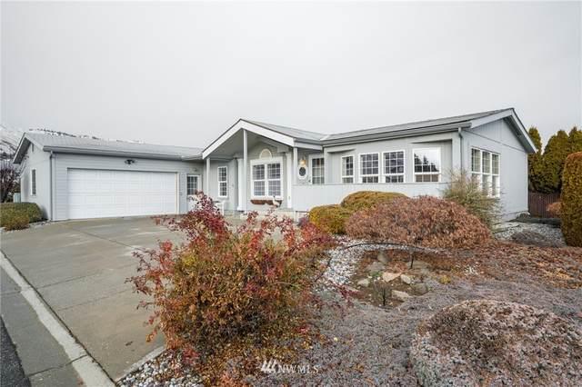 1634 Meadowridge Drive #29, Wenatchee, WA 98801 (#1713367) :: Northern Key Team