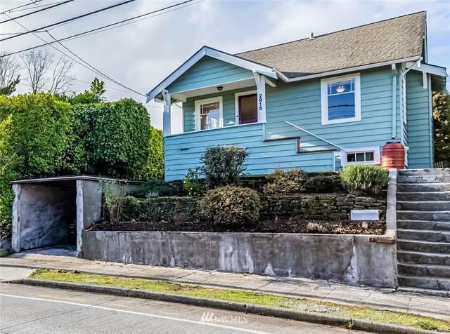 2915 23rd Avenue S, Seattle, WA 98144 (#1713395) :: Ben Kinney Real Estate Team
