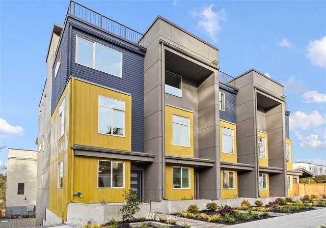 5021 Sand Point Place NE E, Seattle, WA 98105 (#1713421) :: Tribeca NW Real Estate
