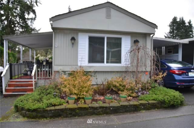 18425 NE 95th Street #191, Redmond, WA 98052 (MLS #1713497) :: Community Real Estate Group