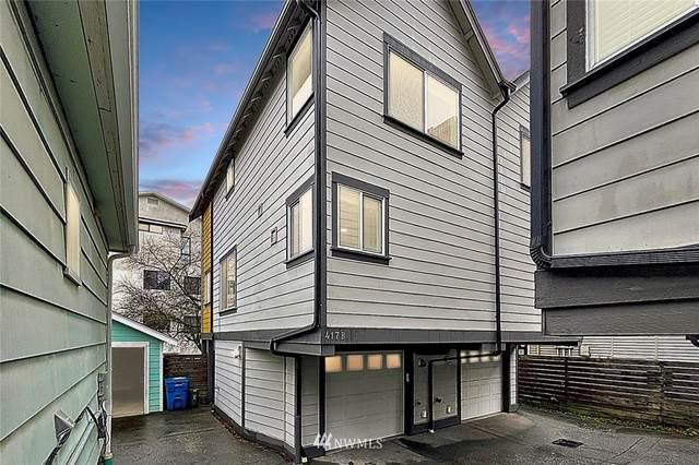 417 N 46th Street B, Seattle, WA 98103 (#1713669) :: The Shiflett Group