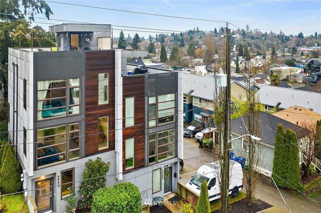 2606 E John Street, Seattle, WA 98112 (MLS #1713690) :: Brantley Christianson Real Estate