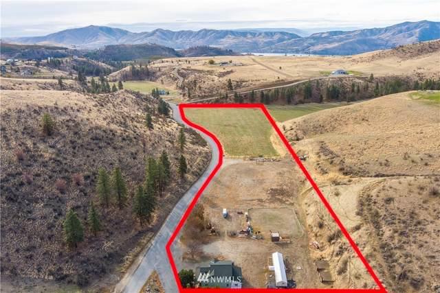 649 Swanson Gulch Road, Manson, WA 98831 (#1713854) :: Ben Kinney Real Estate Team