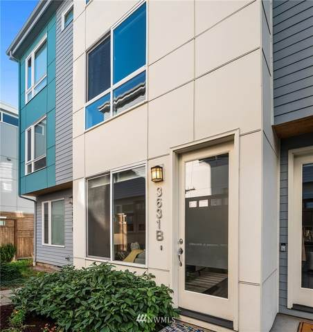 3631 Courtland Place S B, Seattle, WA 98144 (#1713858) :: Ben Kinney Real Estate Team