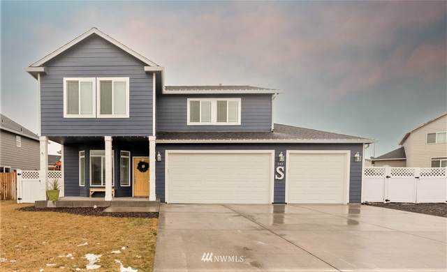 543 S Glenmoor Drive, Moses Lake, WA 98837 (#1713885) :: Better Properties Real Estate