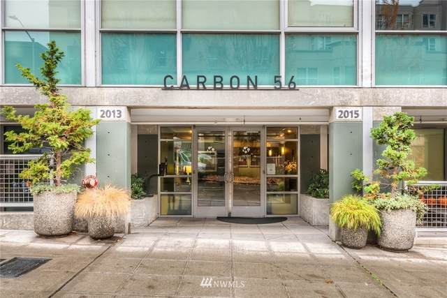 2015 Terry Avenue #207, Seattle, WA 98121 (#1713888) :: My Puget Sound Homes
