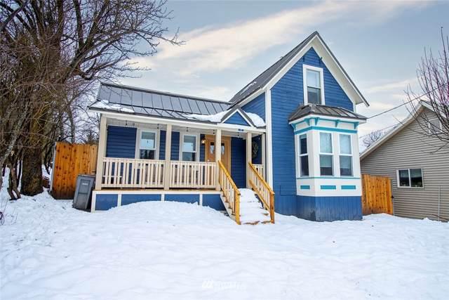 209 W Montana Avenue, Roslyn, WA 98941 (#1713910) :: My Puget Sound Homes
