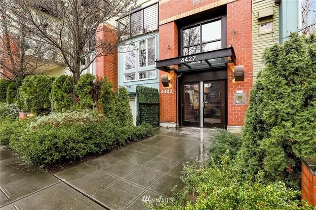 4422 Bagley Avenue N #111, Seattle, WA 98103 (#1713972) :: Mike & Sandi Nelson Real Estate