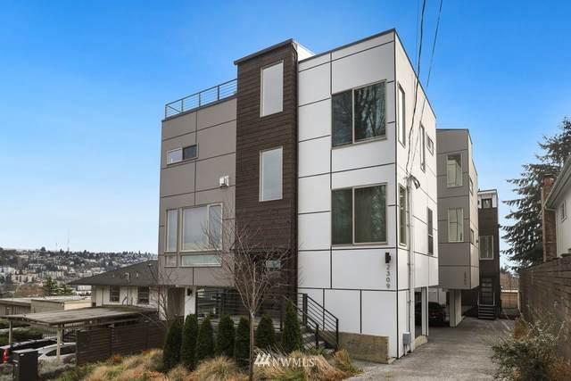 2305 W Raye Street, Seattle, WA 98199 (#1714044) :: Keller Williams Realty