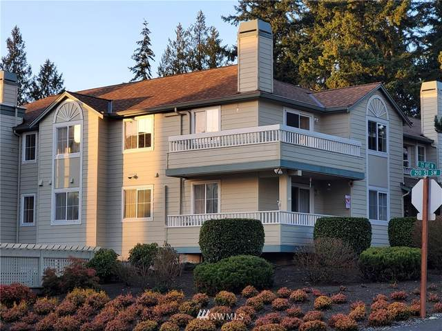7207 210th Street SW #203, Edmonds, WA 98026 (#1714056) :: The Robinett Group