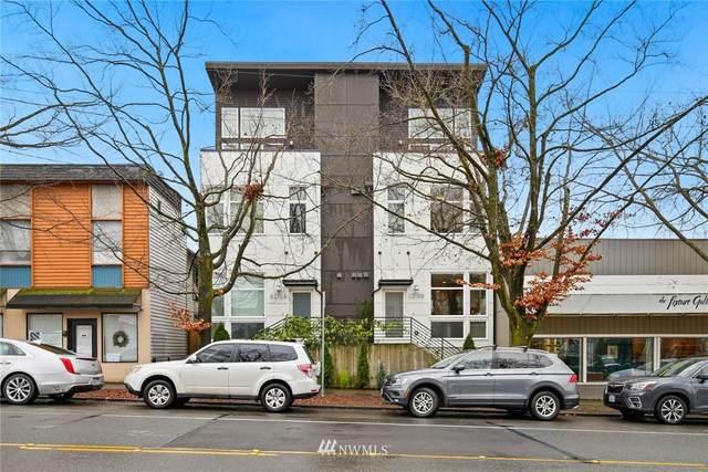 8215 Greenwood Avenue N B, Seattle, WA 98103 (#1714086) :: Canterwood Real Estate Team