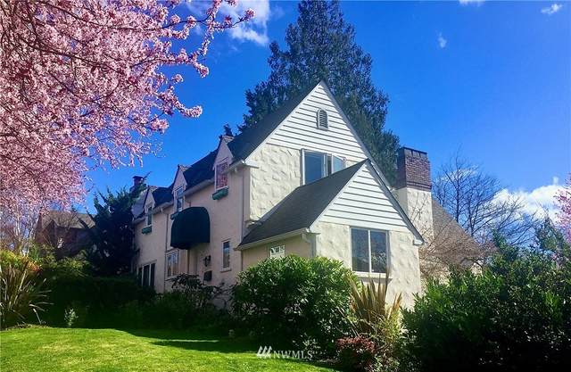 4120 51st Avenue NE, Seattle, WA 98105 (#1714109) :: Better Properties Real Estate