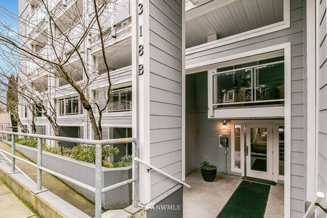 3318 30th Avenue SW B305, Seattle, WA 98126 (#1714243) :: McAuley Homes