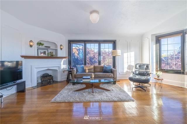 1101 17th Avenue #401, Seattle, WA 98122 (#1714247) :: McAuley Homes