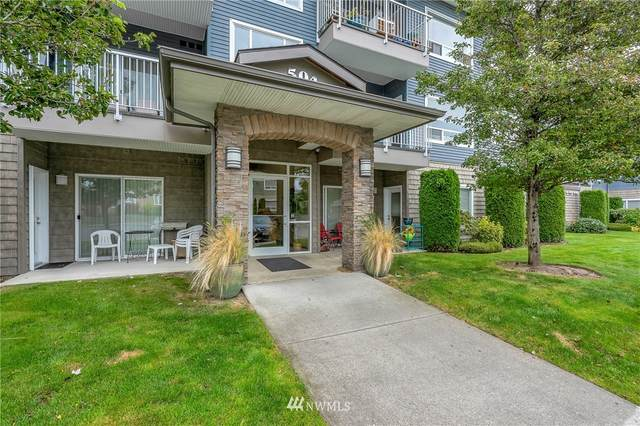 504 Darby Drive #304, Bellingham, WA 98226 (#1714313) :: Ben Kinney Real Estate Team