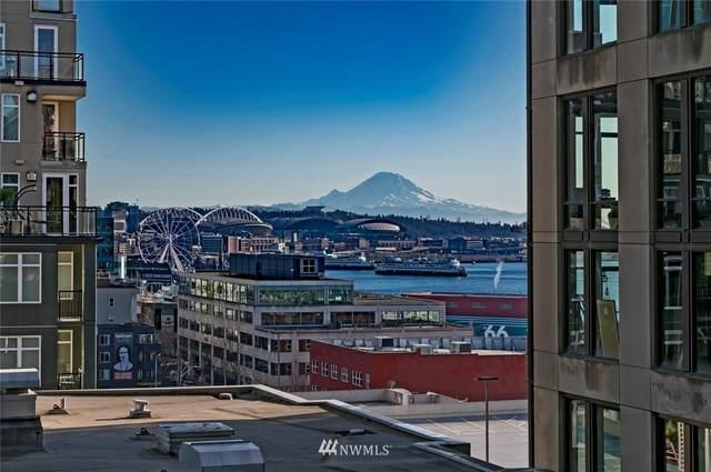 2717 Western Avenue #7014, Seattle, WA 98121 (#1714328) :: The Shiflett Group