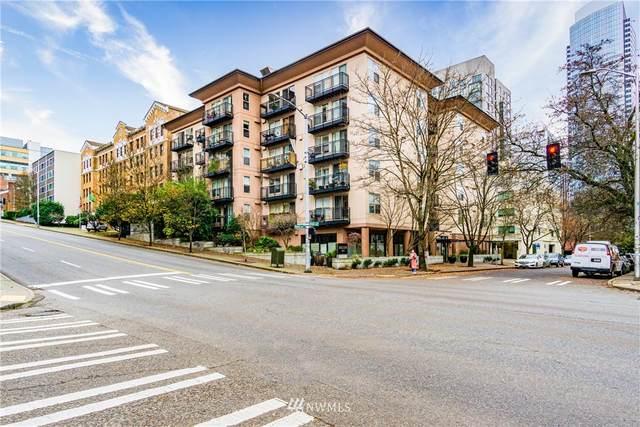1323 Boren Avenue #606, Seattle, WA 98101 (#1714356) :: Tribeca NW Real Estate