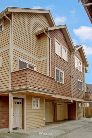 1131 NW 56th Street B, Seattle, WA 98107 (#1714376) :: Ben Kinney Real Estate Team