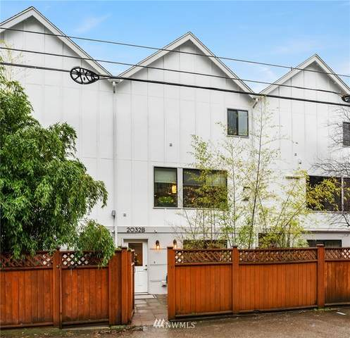 2032 Eastlake Avenue E B, Seattle, WA 98102 (#1714400) :: The Shiflett Group