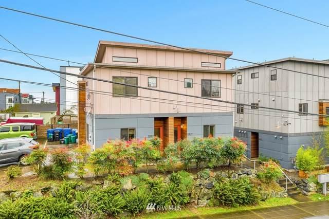 1307 S Hill Street, Seattle, WA 98144 (#1714435) :: Ben Kinney Real Estate Team