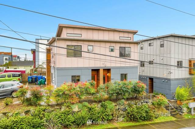 1307 S Hill Street, Seattle, WA 98144 (#1714435) :: My Puget Sound Homes