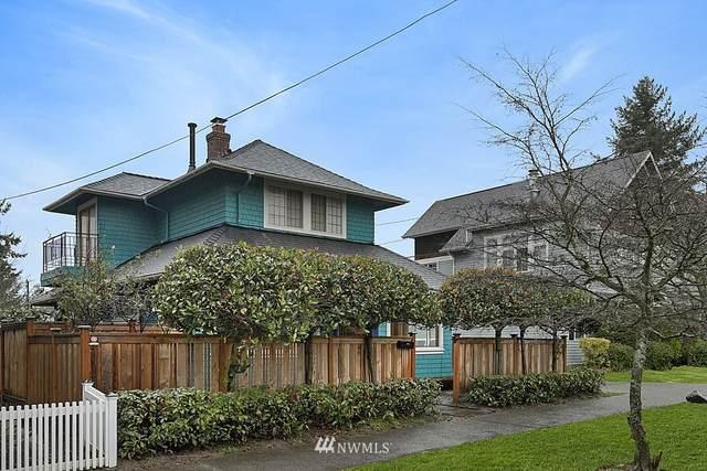 4414 SW Massachusetts Street, Seattle, WA 98116 (#1714438) :: Mike & Sandi Nelson Real Estate