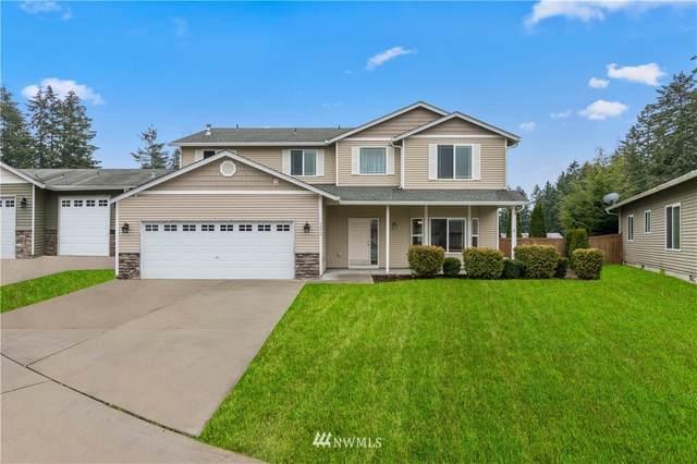7331 33rd Avenue NE, Lacey, WA 98516 (#1714463) :: Mike & Sandi Nelson Real Estate