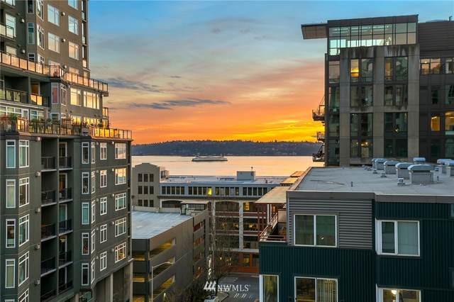 76 Cedar Street #711, Seattle, WA 98121 (#1714533) :: Icon Real Estate Group