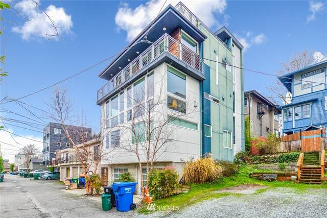 2321 Boylston Ave E B, Seattle, WA 98102 (#1714543) :: The Shiflett Group