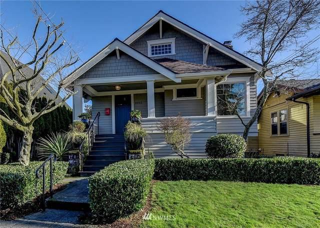 6552 Dibble Avenue NW, Seattle, WA 98117 (#1714554) :: Ben Kinney Real Estate Team