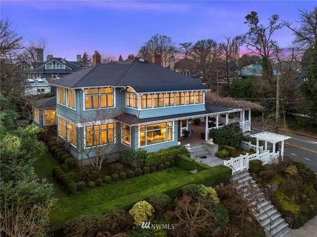 403 31st Avenue S, Seattle, WA 98144 (MLS #1714557) :: Community Real Estate Group