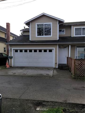 846 S Cloverdale Street, Seattle, WA 98108 (#1714720) :: Mike & Sandi Nelson Real Estate