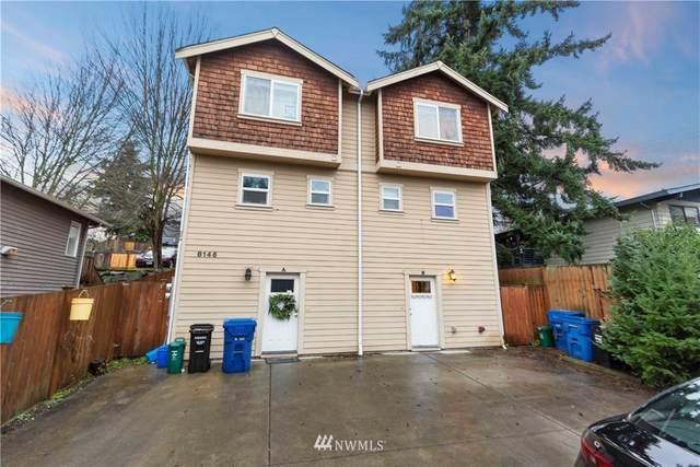 8146 Delridge Way SW B, Seattle, WA 98106 (#1714782) :: My Puget Sound Homes